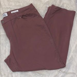 Just My Size by Hanes Classic Fit Twill Jeans